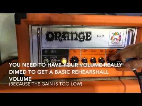 Big Muff Russian - Issues with Orange amps.
