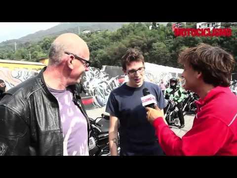 Test Ride Moto Guzzi: le interviste a caldo