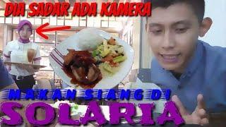 makan siang di SOLARIA | GRATIS