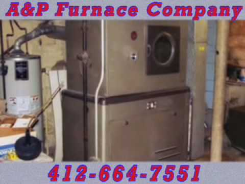A & P Furnace Company, North Versailles, PA
