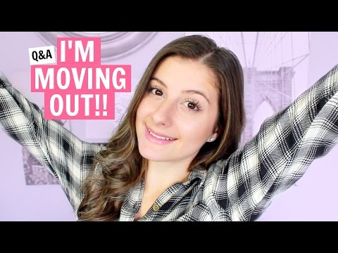 I'M MOVING OUT & WHY I CHOSE RYERSON UNIVERSITY | Q&A