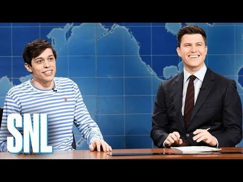 Weekend Update: Pete Davidson on Kevin Love - SNL