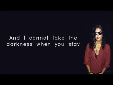 Lisa Marie Presley - The Road Between (Lyrics)
