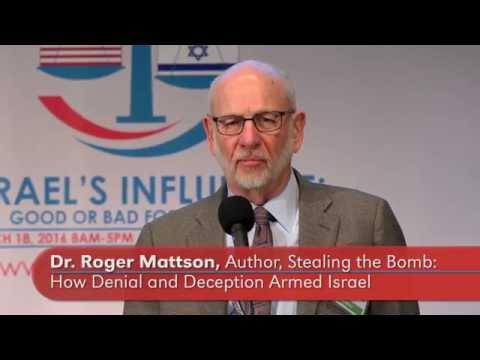 """Did Israel steal U.S. weapons-grade uranium?"" Roger Mattson"