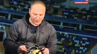 """""""Без шлема"""": Дарюс Каспарайтис / Helmet Off: Darius Kasparaitis"""