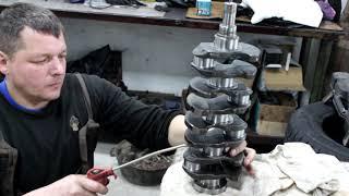Контрактный двигатель на капитальном ремонте. Toyota Corolla с двигателем 5E-FE.