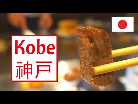 A DAY IN KOBE: The Kobe Beef Experience (and a Huge Bridge Too)