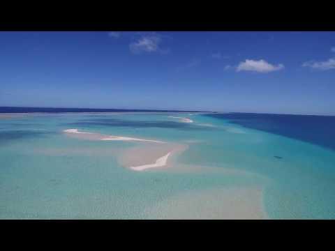 Sailing Tuamotu by Drone HD - French Polynesia