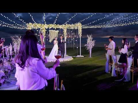 The Wedding at Westin Shimei Bay Resort | China