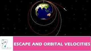 ESCAPE AND ORBITAL VELOCITIES _ PART 01