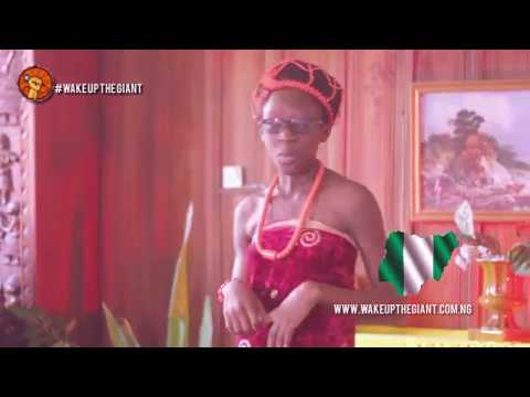 "Wake Up Giant -African poem ""My Naija My Pride"" Annaku Ann"