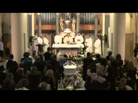 26 Giugno 2014 funerale di Gianluca