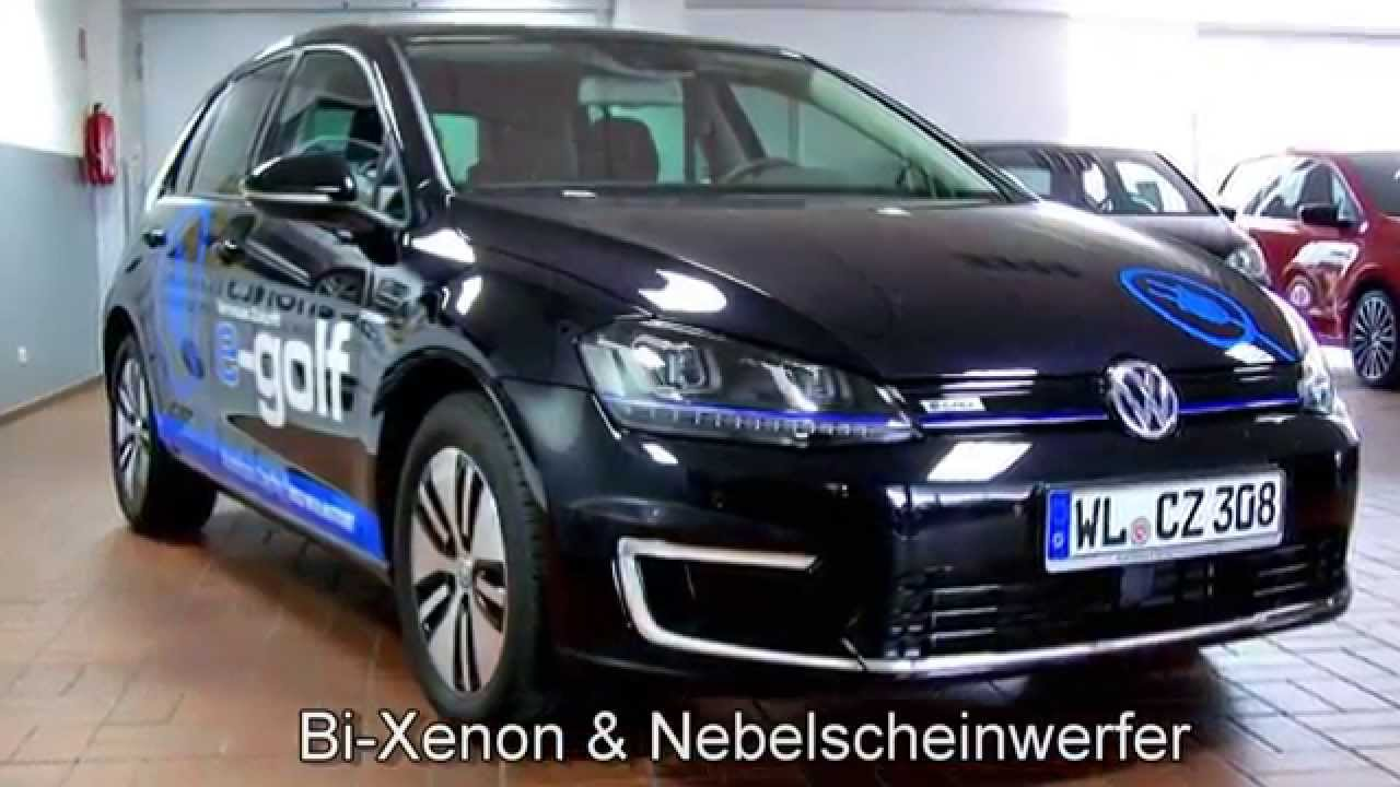 volkswagen golf vii e golf fw906019 deep black perleffekt autohaus czychy youtube. Black Bedroom Furniture Sets. Home Design Ideas