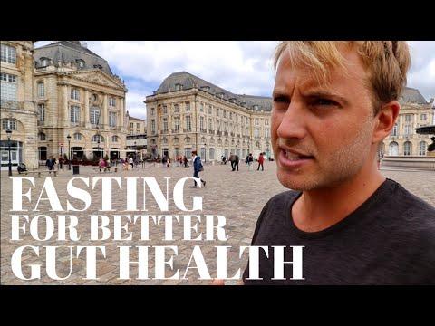 FASTING FOR BETTER GUT HEALTH