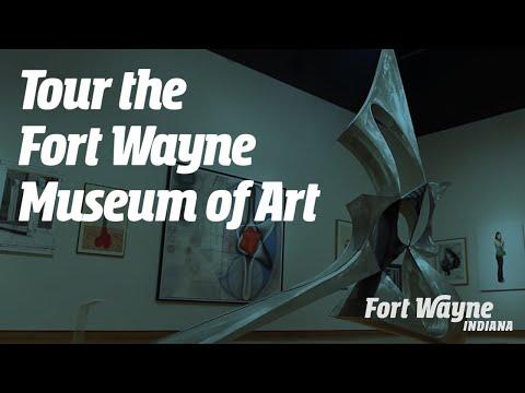 Visit The Fort Wayne Museum of Art