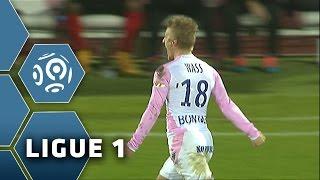 But Daniel WASS (59') / Evian TG FC - EA Guingamp (2-0) -  (ETG - EAG) / 2014-15