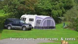 Camping in Dorset - Charris Camping  and Caravan Park