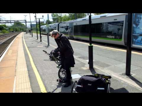 Brompton bikes for travel