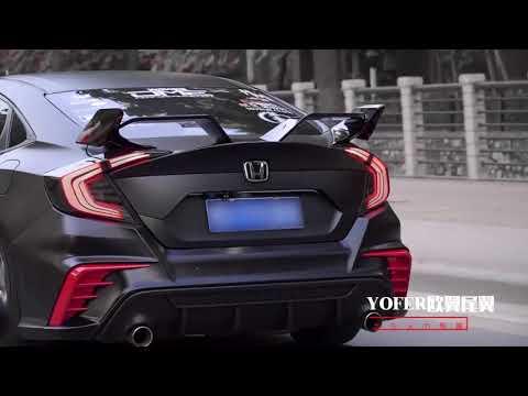 Honda Civic FC Style Body Kit