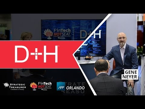 Payment Developments: Blockchain with D+H :: FinTech HotSeat