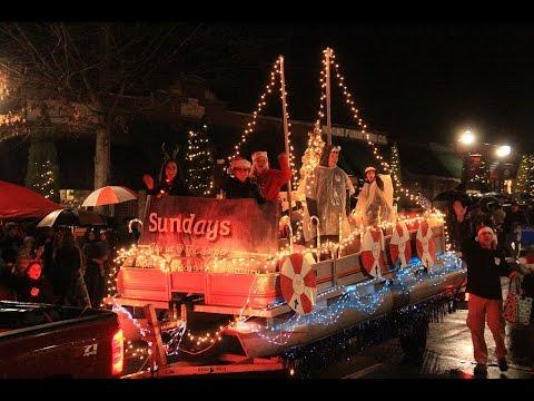 Night of Lights Celebration & Parade