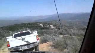 Cleghorn stock toyota tacoma off road revolution