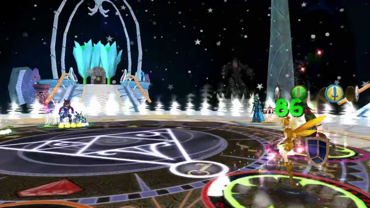 Wizard101 May Cast Doom and Gloom