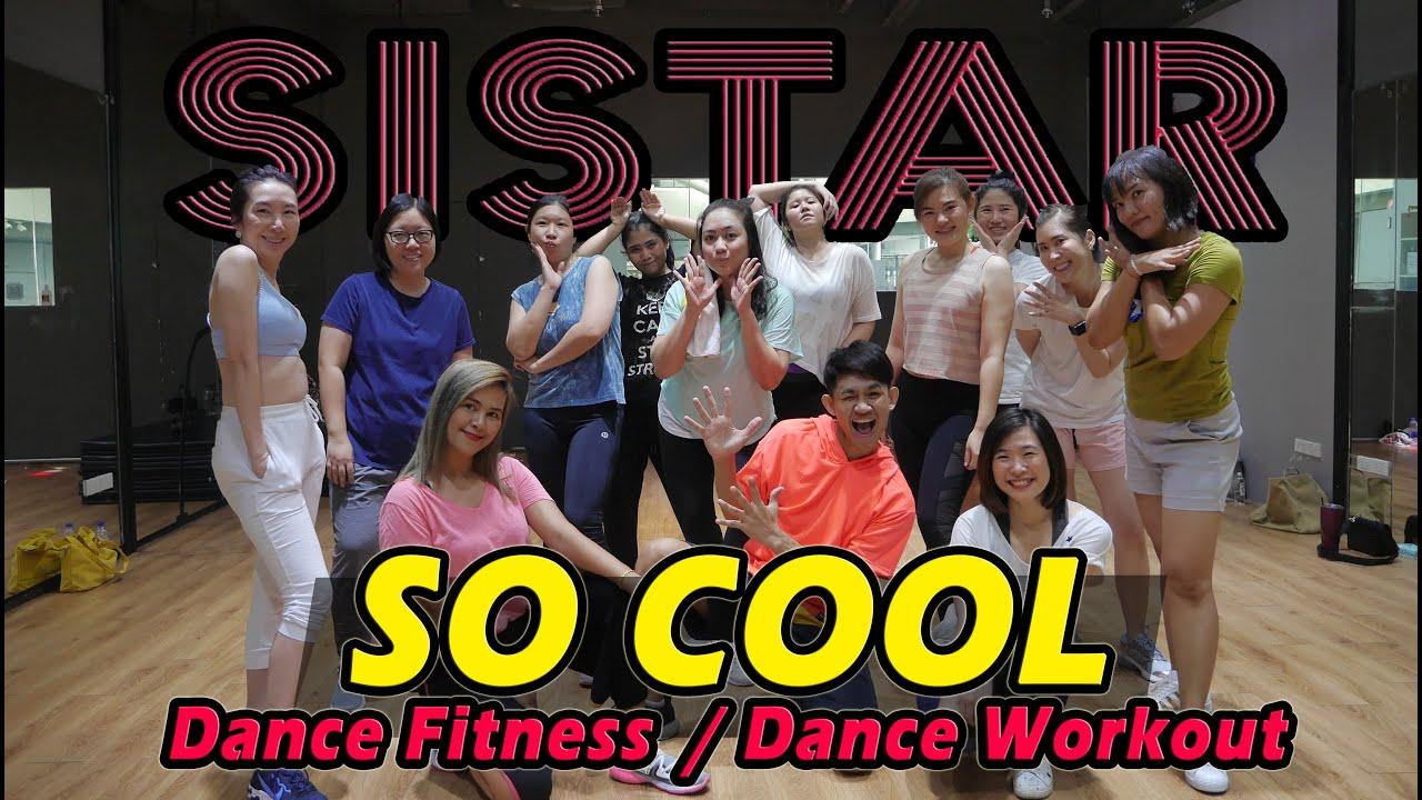 [KPOP] SISTAR - So Cool | Dance Fitness / Dance Workout By Golfy | คลาสเต้นออกกำลังกาย