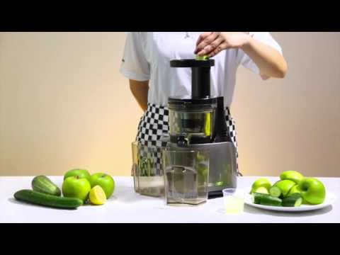Lidl Silvercrest Slow Juicer Reviews : eSpring Promotion JAN 2016 - BioChef Synergy Slow Juicer Doovi