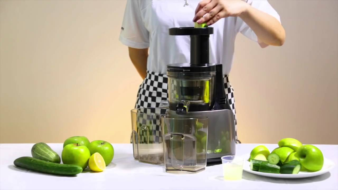 Oscar Neo Xl Whole Slow Juicer Opiniones : BioChef Synergy Slow Juicer - YouTube