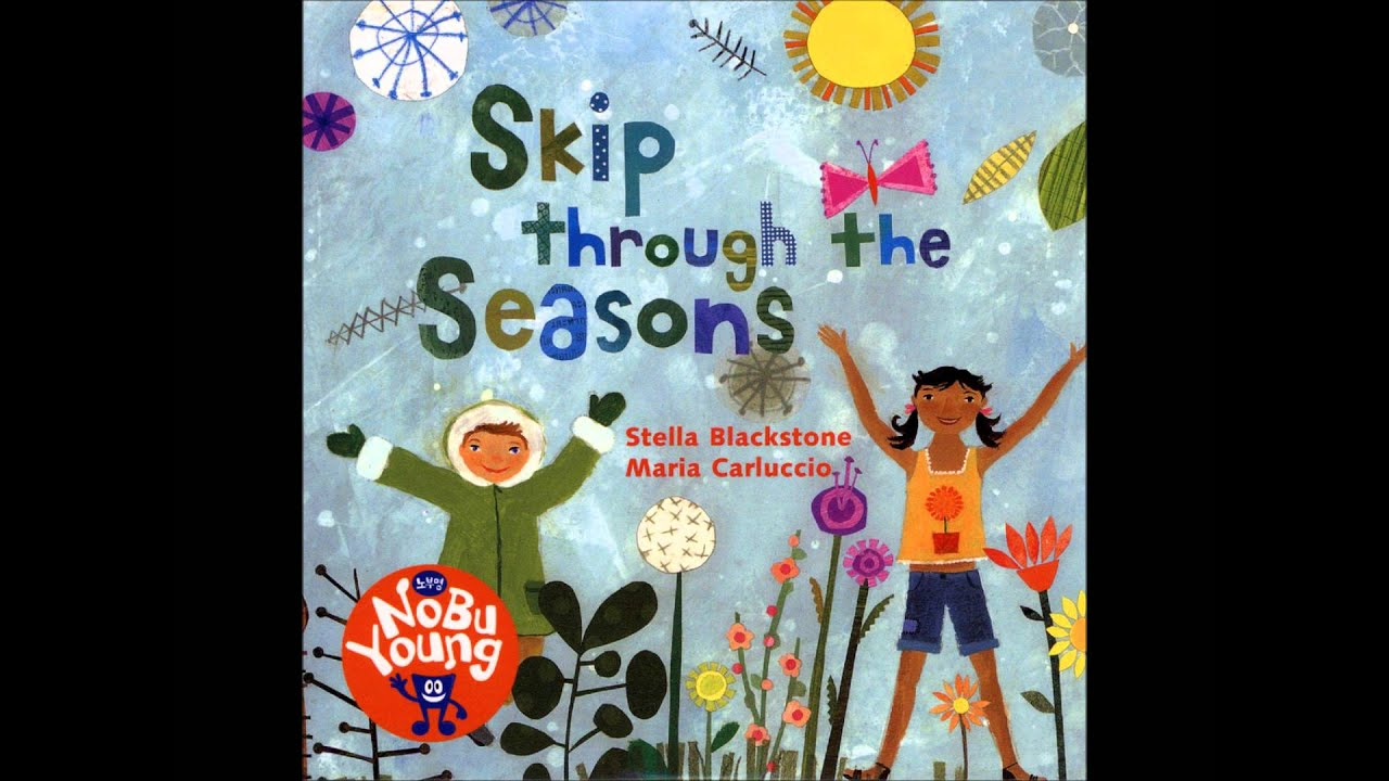 Image result for skipping through the seasons