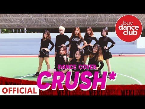 [4K] CRUSH - Weki Meki (위키미키) - Dance Cover by BUV Dance Club from Vietnam (Official Version)