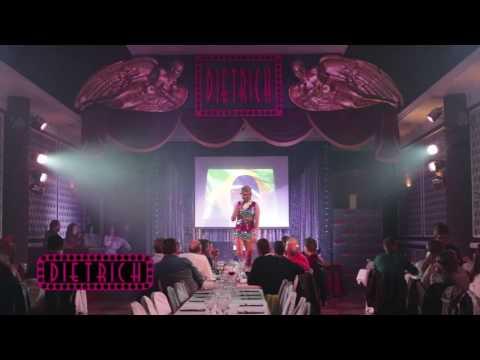 Espectáculo Restaurante Dietrich