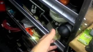espar airtronic d2 diesel heater in sprinter van