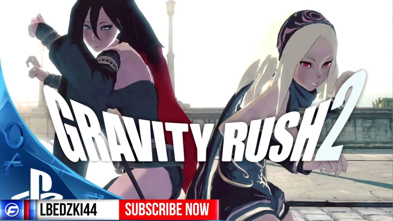 Gravity rush 2 release date