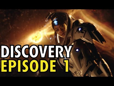 Star Trek Discovery Episode 1 Review