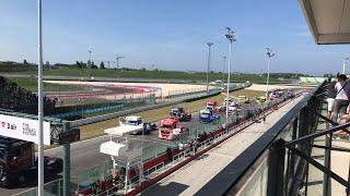 Misano Grand Prix Truck Race, Wyścigi ciężarówek we Włoszech - Iwona Blecharczyk - Na żywo