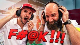 AUSRASTER im TEAM RADIO! | Daniel Abt