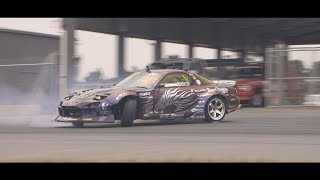 Cliff Clayson's Mazda RX7 FD - SA Summer Drift Series Round 1