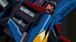 Starscream AMV: THE NIGHT (Transformers Armada)
