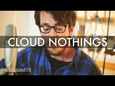 "Cloud Nothings - ""Now Hear In"" (Acoustic) 