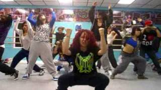 u4ria hip hop dance nappy headz robbery