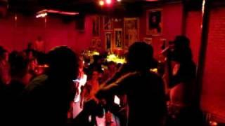 ninjasonik daylight live R Bar nyc