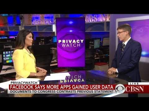 Facebook Granted Access To User Data Months After vs. Claimed It Shut Down Access