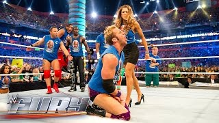 19 low blows that will ruin your day: WWE Fury
