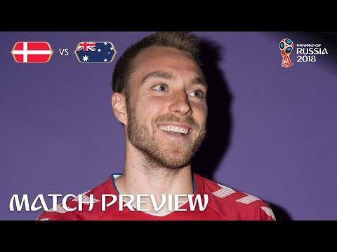 Christian Eriksen (Denmark) - Match 22 Preview - 2018 FIFA World Cup™