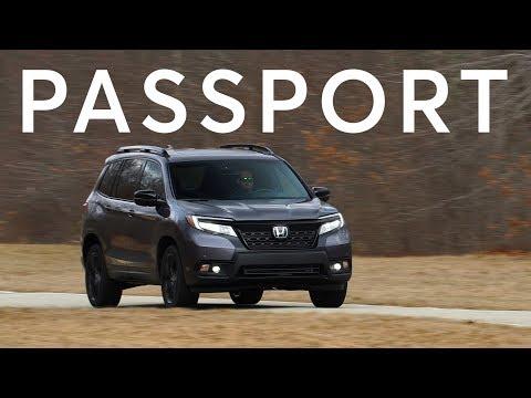 2019 Honda Passport Quick Drive | Consumer Reports
