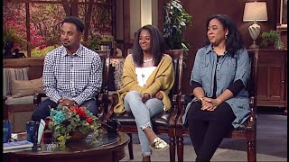 Jonathan and Alena Pitts and Chrystal Evans Hurst: Losing A Loved One (LIFE Today)