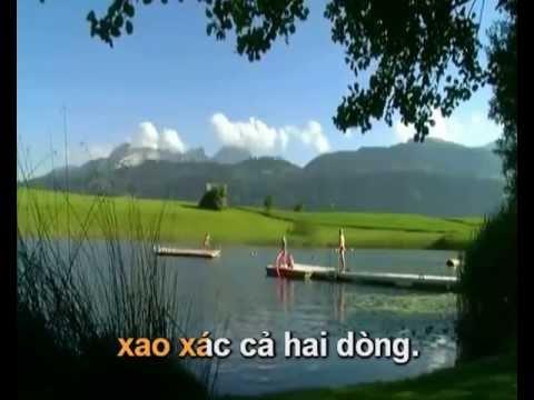 Thi tham voi dong song karaoke beat phoi