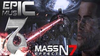 Mass Effect Tribute/Trailer - Unstoppable : E.S Posthumus Music